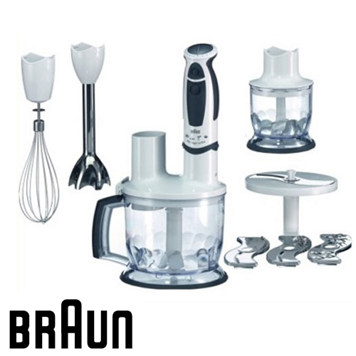 Braun Multiquick MR 6550 M FP HC Блендер Braun Модель: 64196708 артикул 733a.
