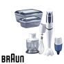 Braun Multiquick MR 4050 HC V MN Блендер Braun Модель: 85007491 инфо 734a.
