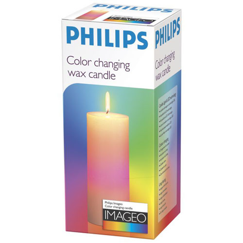 Philips Imageo Real Candle 1CT/6 Светильник Philips Модель: 799043 инфо 438a.